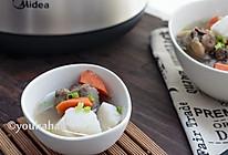 牛尾汤(炖)#胆•敢不同,美的原生态AH煲#的做法