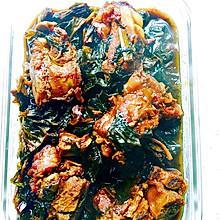 梅干菜烧排骨