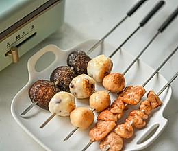 烤串-迷你多功能锅版的做法
