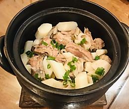 砂锅排骨山药莲藕煲的做法