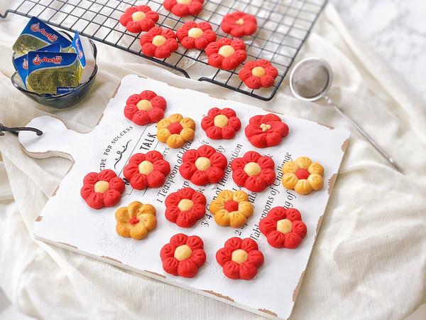 百变造型曲奇饼干