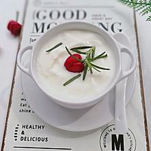 #做道懒人菜,轻松享假期#自制酸奶