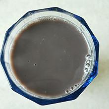 三黑豆浆(黑豆+黑芝麻+黑米)
