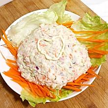 #321沙拉日#美味土豆沙拉