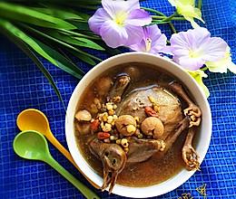 无花果薏米绿豆炖乳鸽#自己做更健康#