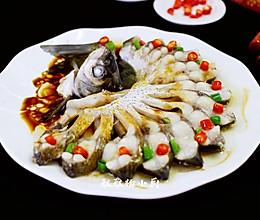 #年夜饭必吃的一道菜#孔雀开屏鱼的做法
