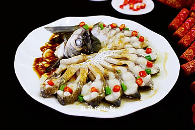 #年夜饭必吃的一道菜#孔雀开屏鱼