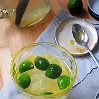 青橘蜂蜜柚子茶的做法图解6