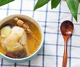 #小熊彩钢电炖盅#人参鸡汤 的做法