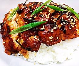 #美食视频挑战赛#照烧巴沙鱼饭的做法