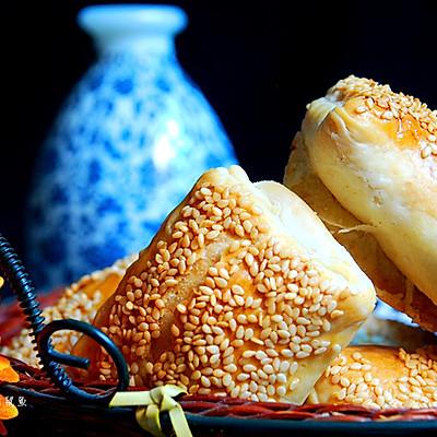 植物油版—油酥烧饼