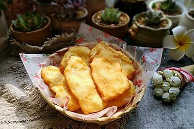 炸甜面鱼儿#每道菜都是一台食光机#