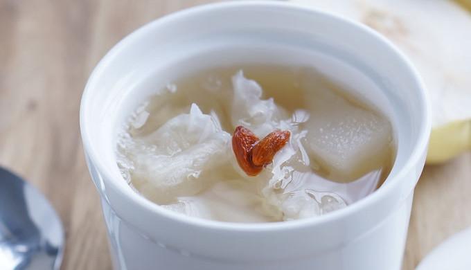 潤喉的小吊梨湯