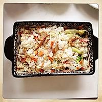 绝味芝士焗饭--消耗剩菜剩饭的绝佳选择的做法图解10