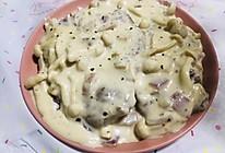 奶油蘑菇白汁猪扒的做法