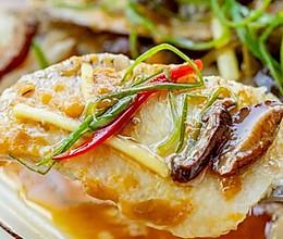 咸梅蒸鱼丨咸酸开胃的做法