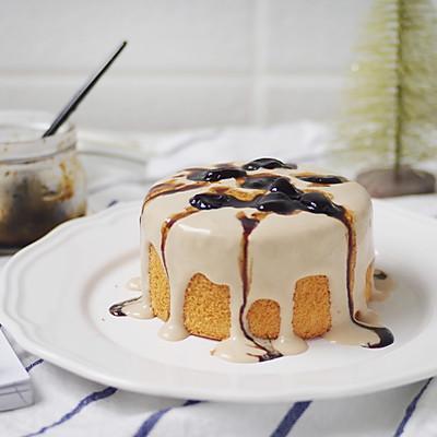 爆浆黑糖珍珠奶茶蛋糕
