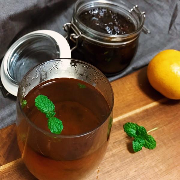 蜂蜜大枣薄荷茶