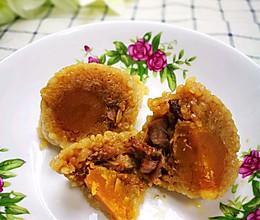 咸蛋黄鲜肉粽 怎么可以这样美味的做法
