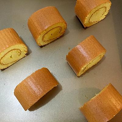 海绵蛋糕卷  (零失败配方)