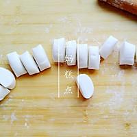 【豆沙晶饼】——弹性嚼劲,有香甜,简单速成的早餐或者餐间小点的做法图解3