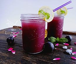冰镇葡萄汁#单挑夏天#的做法