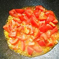 #童年不同樣,美食有花樣#超好吃的番茄雞蛋米粉的做法圖解4