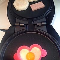利仁电饼铛试用之完美荷包蛋的做法图解6