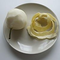 潤喉的小吊梨湯的做法圖解3