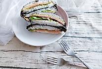 米饭三明治#柏翠辅食节-儿童餐#的做法