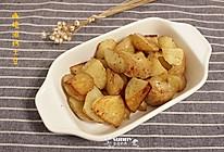 【橄露Gallo经典特级初榨橄榄油试用之二】--橄榄油烤土豆的做法