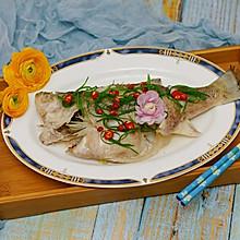 清蒸鲈鱼#做道好菜,自我宠爱!#