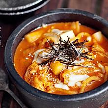 芝士泡菜火锅