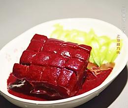 复刻上海百年经典菜之 腐乳酱方肉的做法