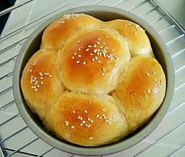 原味面包的做法