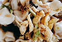 连汤汁都不放过的秘制鲜虾馄饨鲜掉眉毛的做法