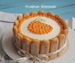 豆果5周年生日蛋糕-6寸#豆果5周年#的做法