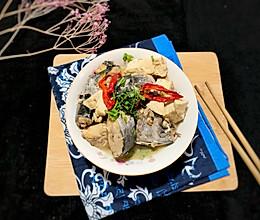 #秋天怎么吃#鲅鱼炖豆腐的做法