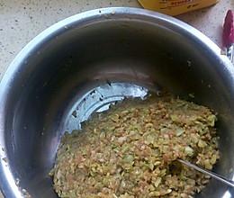 芸豆包子的做法