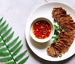 (简单实用的)高压锅酱牛肉的做法