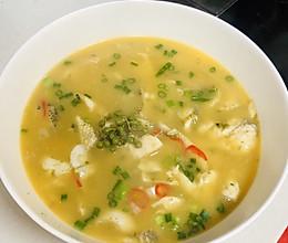 可以喝的青花椒鱼汤(少油版)的做法