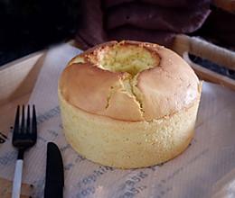 榴莲戚风蛋糕的做法