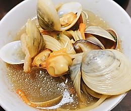宝宝补锌之鲜美菌菇蛤蜊汤的做法