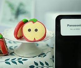 红苹果曲奇的做法
