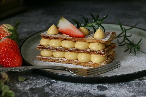胡萝卜拿破仑千层#柏翠辅食节—秋季辅食#的做法