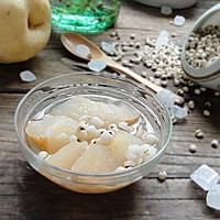 清润去湿的冰糖蒸梨#苏泊尔球釜电饭煲#的做法图解5