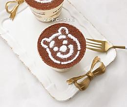 提拉米苏杯子蛋糕的做法