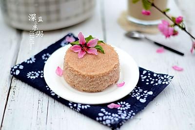 红粳米松糕#浪漫樱花季#