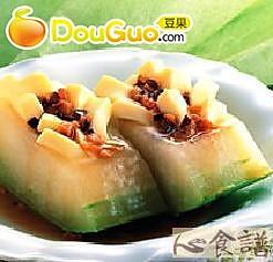 豆腐冬瓜盒的做法