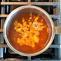 一碗简易鸡蛋蔬菜素粉#520,美食撩动TA的心!#的做法图解2